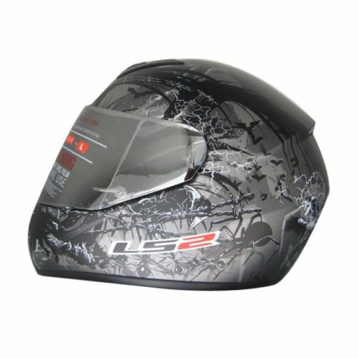 LS2 FF 352 Phobia Matt Anthracite Full Face Helmet