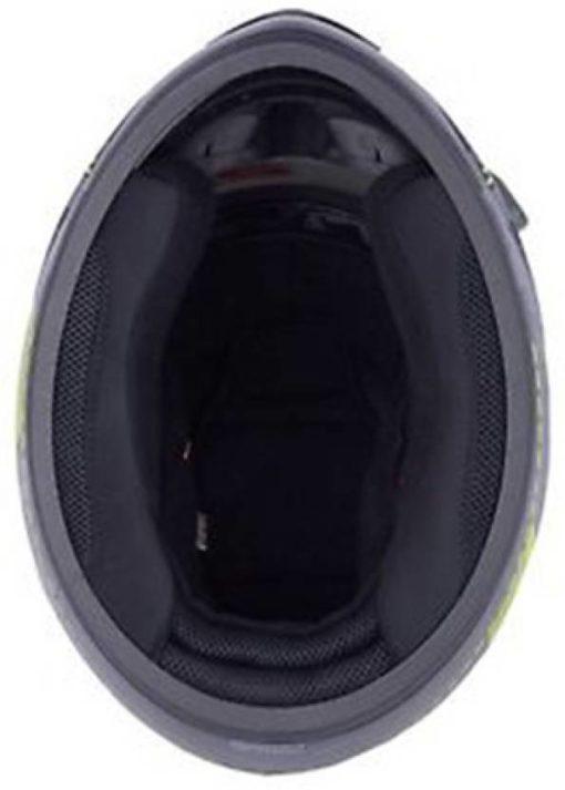 LS2 FF 352 Phobia Matt Pearl White Black Full Face Helmet 3