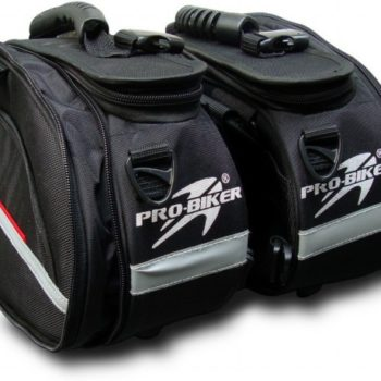 Pro biker long ranger saddle bag 1
