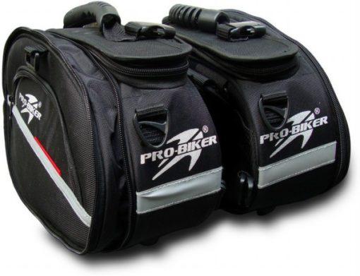 Pro biker long ranger saddle bag 1