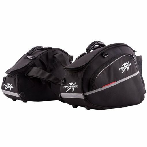 Pro biker long ranger saddle bag 4