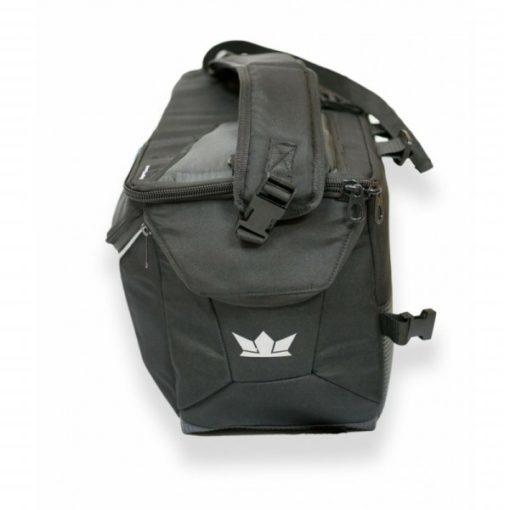 Road Gods Triton x2 Black Saddle Bag 4