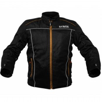 Rynox GT Air V2 Orange Riding Jacket 1 1