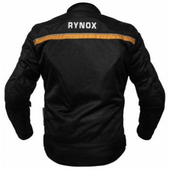Rynox GT Air V2 Orange Riding Jacket 2 1