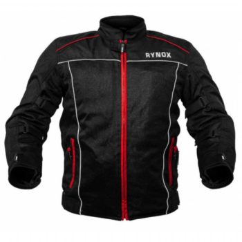 Rynox GT Air V2 Red Riding Jacket 1