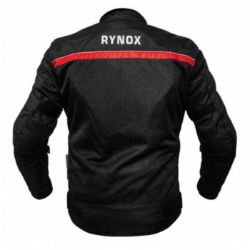 Rynox GT Air V2 Red Riding Jacket 2
