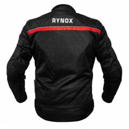 Rynox GT Air V2 Red Riding Jacket 2
