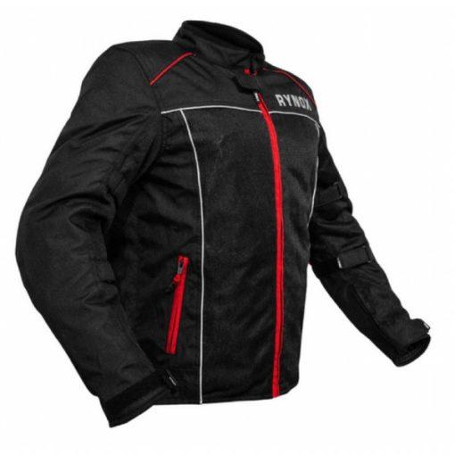 Rynox GT Air V2 Red Riding Jacket 3