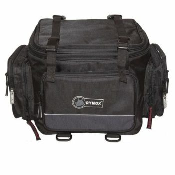 Rynox Hawk Black Tail Bag 1
