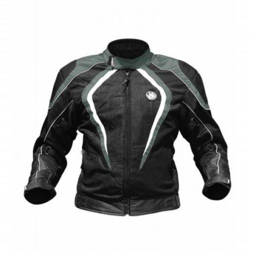 Rynox Tornado Pro V1 Black Grey Riding Jacket 1