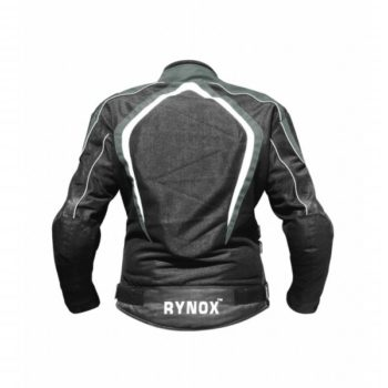 Rynox Tornado Pro V1 Black Grey Riding Jacket 2