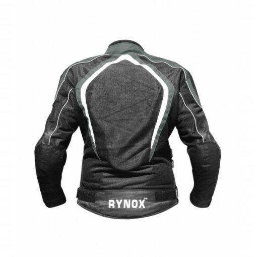 Rynox Tornado Pro V1 Black Grey Riding Jacket 2