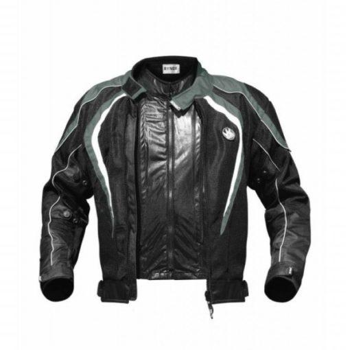 Rynox Tornado Pro V1 Black Grey Riding Jacket 3