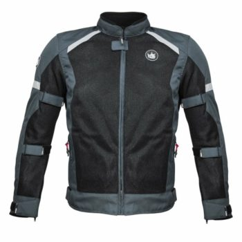 Rynox Urban Stone Grey Riding Jacket 1