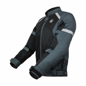 Rynox Urban Stone Grey Riding Jacket 3