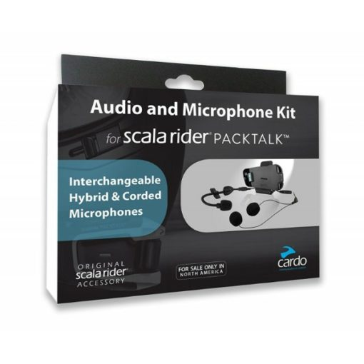 Scala Rider Audio And Microphone Packtalk 1