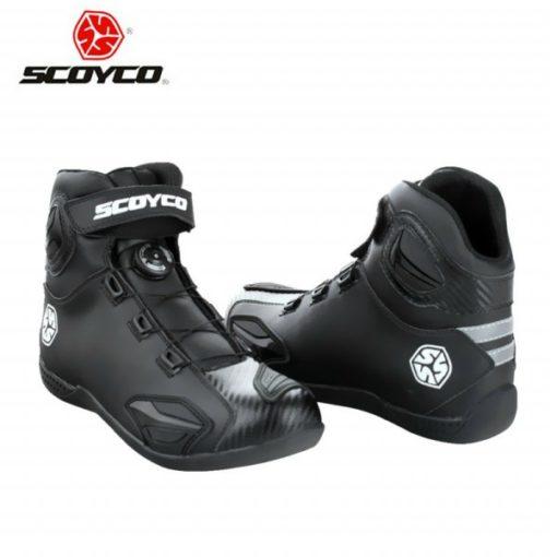 Scoyco MBT 010 Black Boots