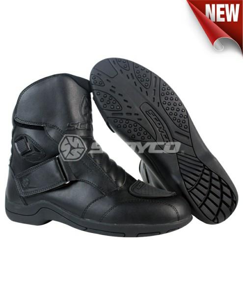 Scoyco MBT 011 Black Boots 3