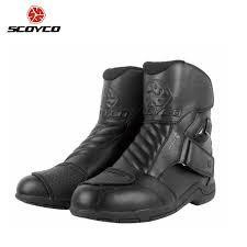 Scoyco MBT 011 Black Boots1