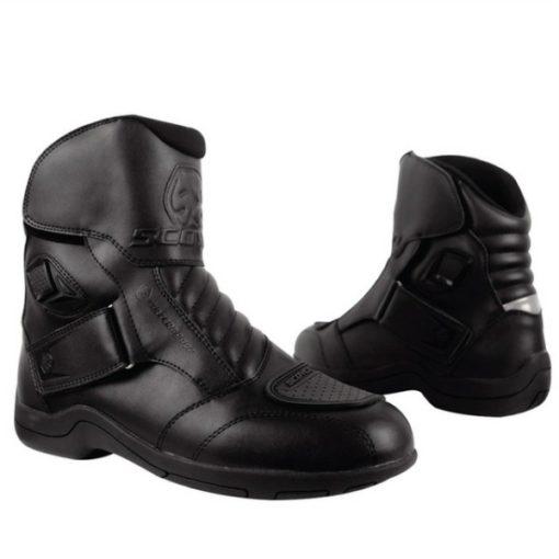Scoyco MBT 011 Black Boots2