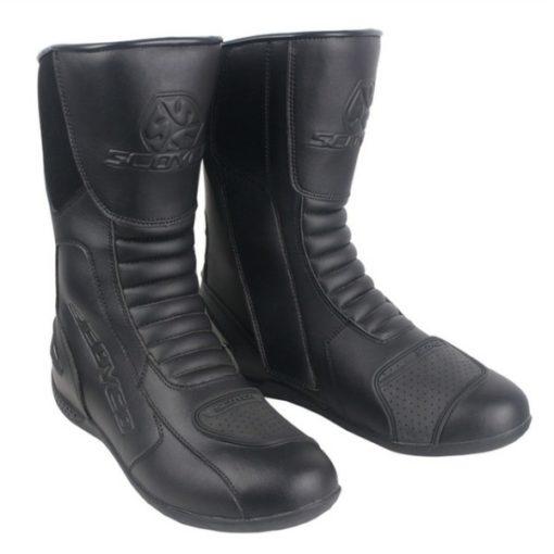 Scoyco MBT007 Black Boots2