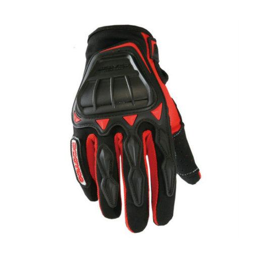 Scoyco MC08 Black Red Gloves2