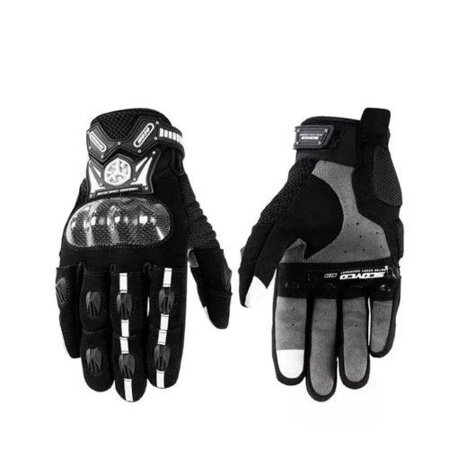 Scoyco MC20 Black Gloves1