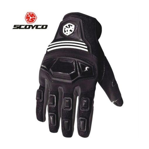 Scoyco MC24 Black Glove 1