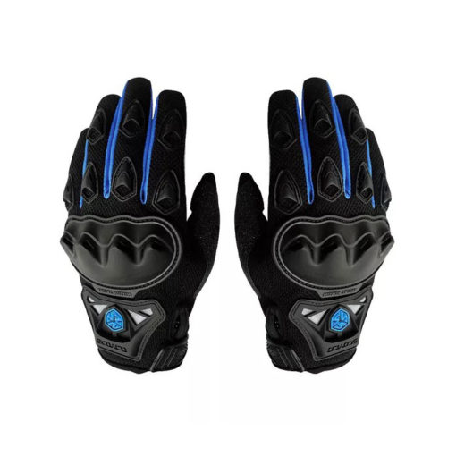 Scoyco MC29 Black Blue Gloves 1