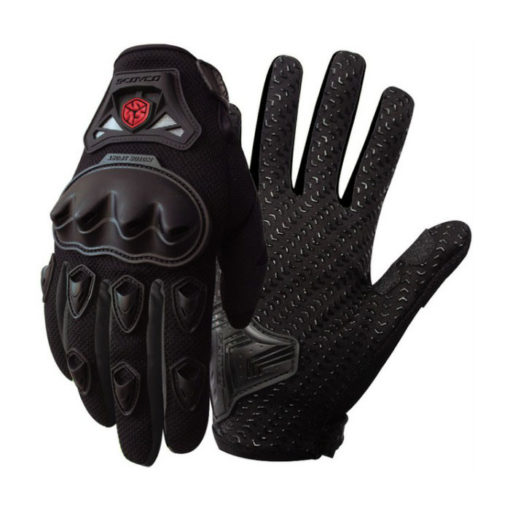 Scoyco MC29 black Gloves 1