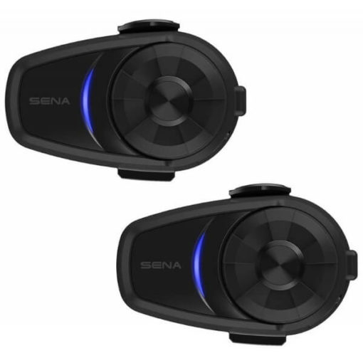 Sena 10S Motorcycle Bluetooth Communication System Dual Pack 1