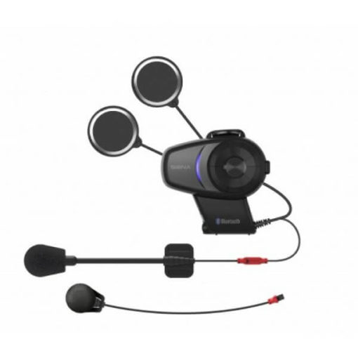 Sena 10S Motorcycle Bluetooth Communication System Dual Pack 3