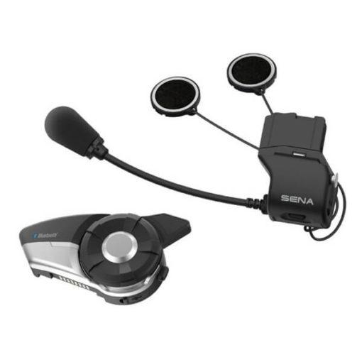 Sena 20S Evo Motorcycle Bluetooth Communication System Dual Pack 4