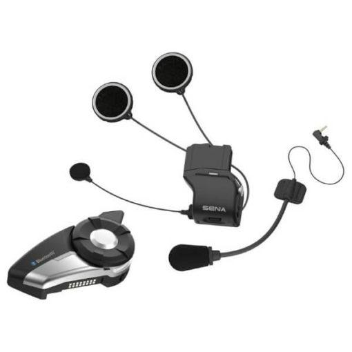 Sena 20S Evo Motorcycle Bluetooth Communication System Dual Pack 5