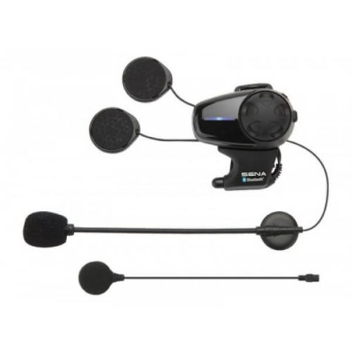 Sena SMH10 Motorcycle Bluetooth And Intercom 5