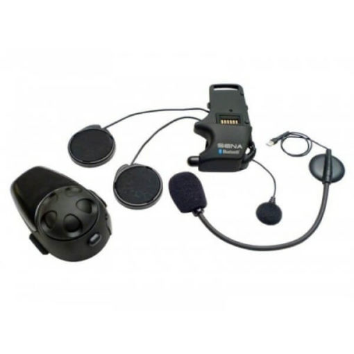 Sena SMH10 Motorcycle Bluetooth And Intercom Dual Pack 4