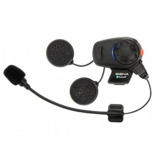 Sena SMH5 Motorcycle Bluetooth And Intercom Dual Pack 3