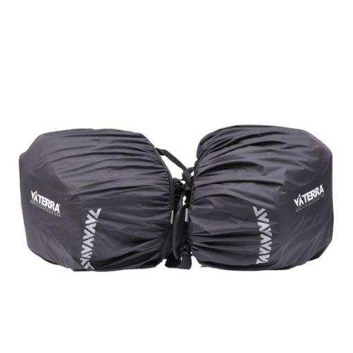 Viaterra Falcon Black Saddle bag 5
