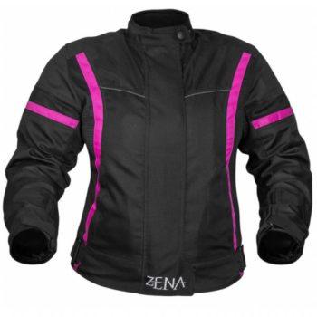 Zeus Zena Ladies Beige Riding Jacket 4