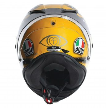 agv corsa gp guy martin helmet 5