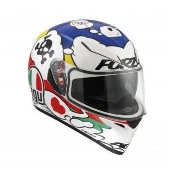 agv k 3 sv multi plk comic helmet. 1 800x800