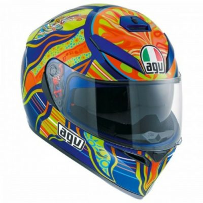 agv k3 sv five continents helmet 1