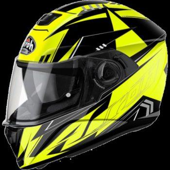 airoh storm battle gloss helmet yellow 800x800
