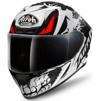airoh valor bone helmet black white 1 800x800