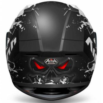 airoh valor bone helmet black white 2 800x800