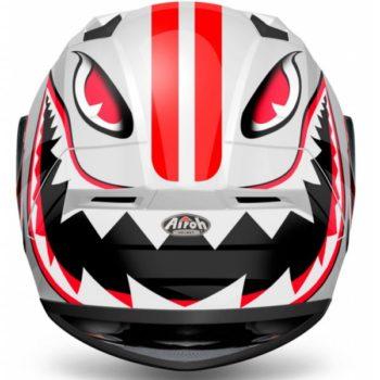 airoh valor touchdown helmet white red 2 800x800