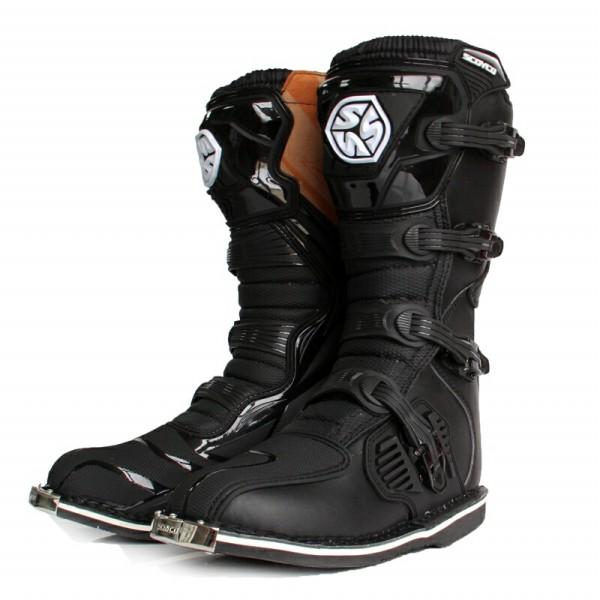 Scoyco MBM 001 Black Riding Boots