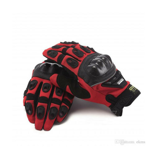 scoyco MC 14B red Gloves 1