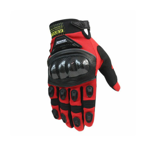 scoyco MC 14B red Gloves 2
