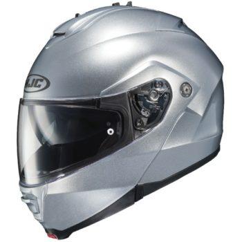 HJC IS MAX 2 CR Gloss Silver Full Face Helmet